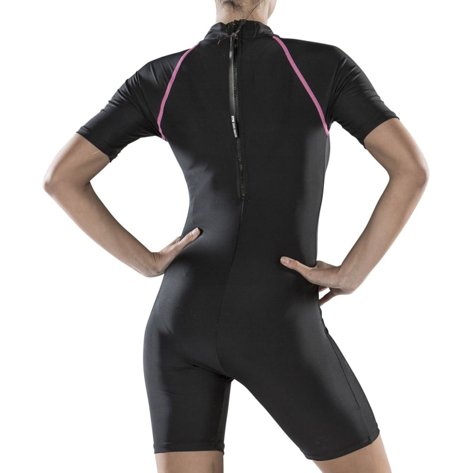Second Skin Women's Sunsuit with Flossing, product, variation 3