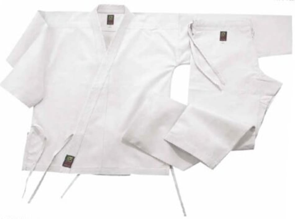 Katsumi Karate Suit (age 11-12), product, variation 1