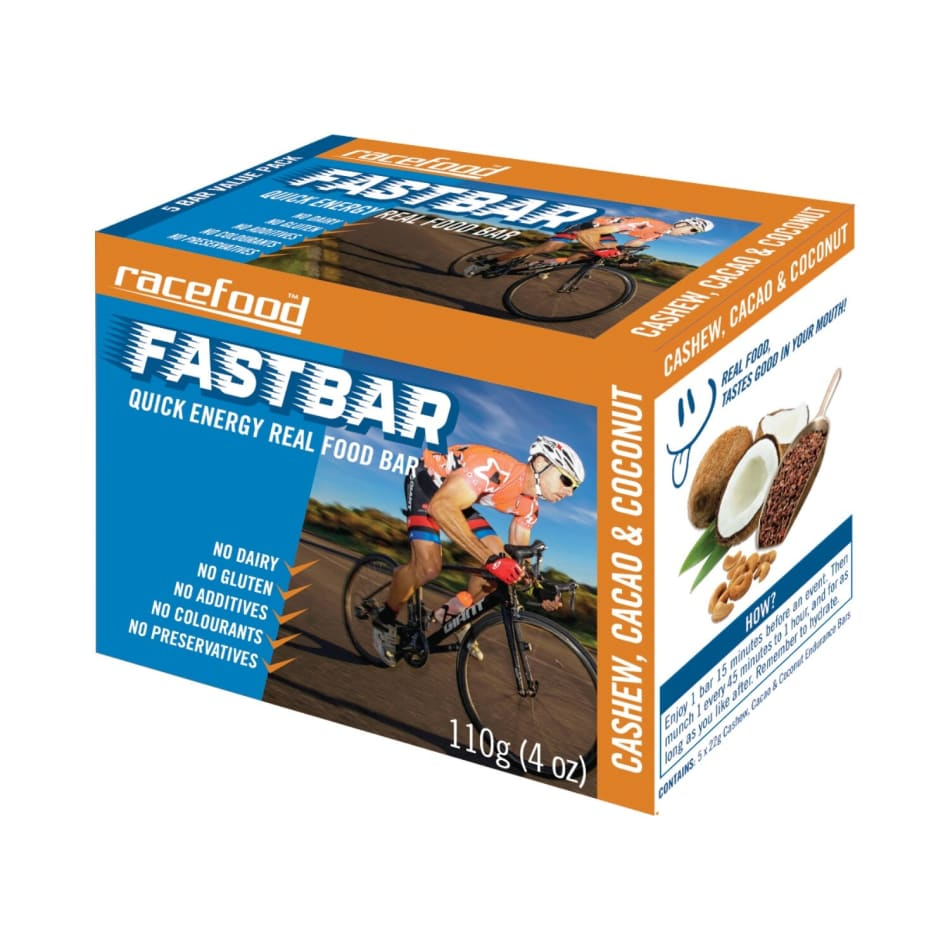 Racefood Fastbar Energy Bar, product, variation 6