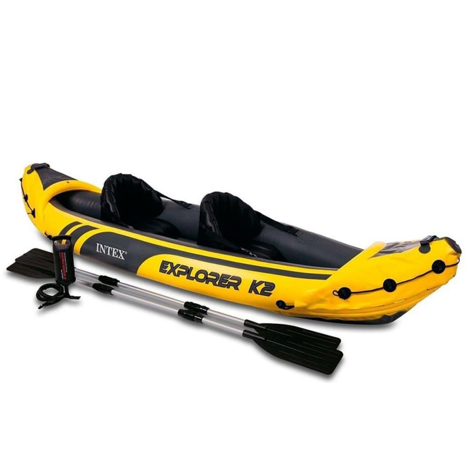 Intex Explorer K2 Inflatable Kayak, product, variation 1