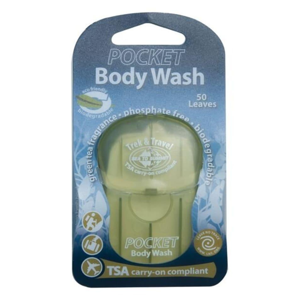 Sea to Summit TT Pocket Body Wash Leaf, product, variation 1