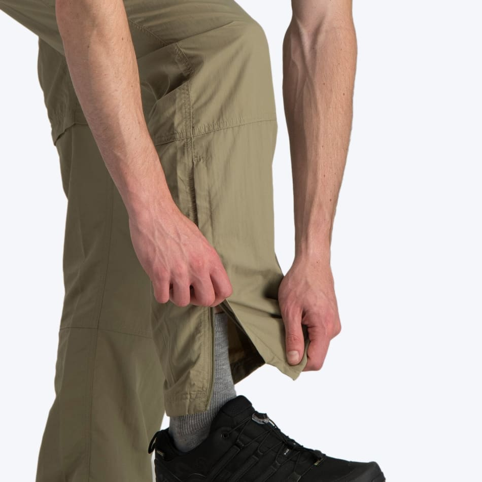 First Ascent Men's Utility Zip-Off Pant, product, variation 10