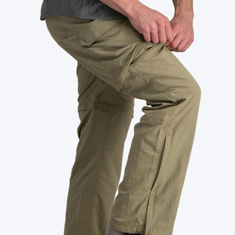 First Ascent Men's Utility Zip-Off Pant, product, variation 7