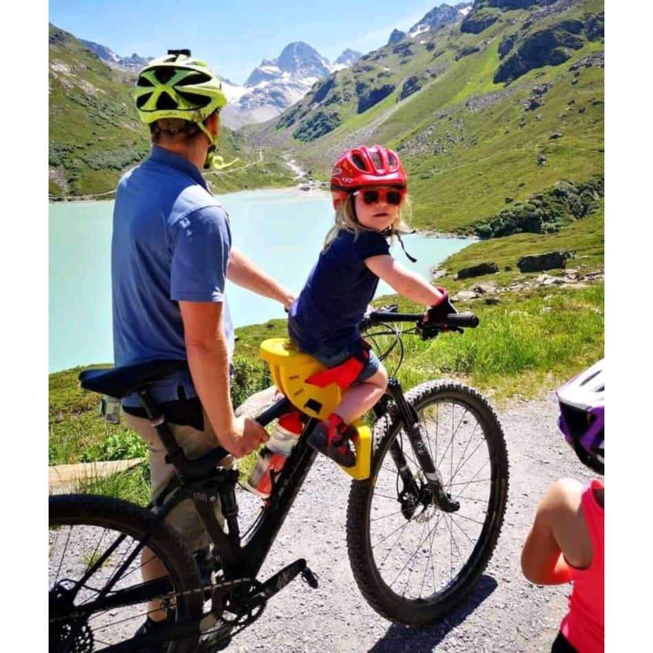 Feva Star Kids Bike Seat, product, variation 4