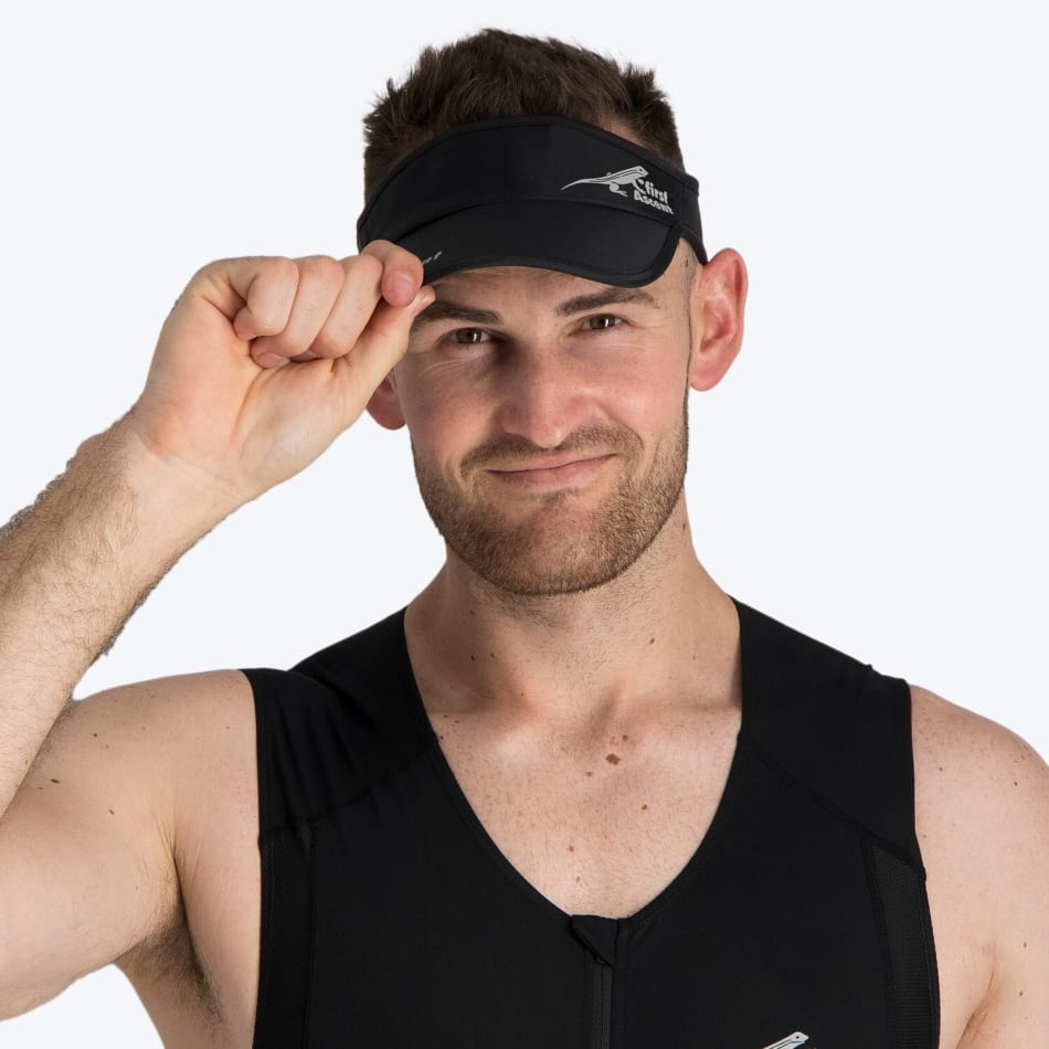 First Ascent Triathlon Visor - default