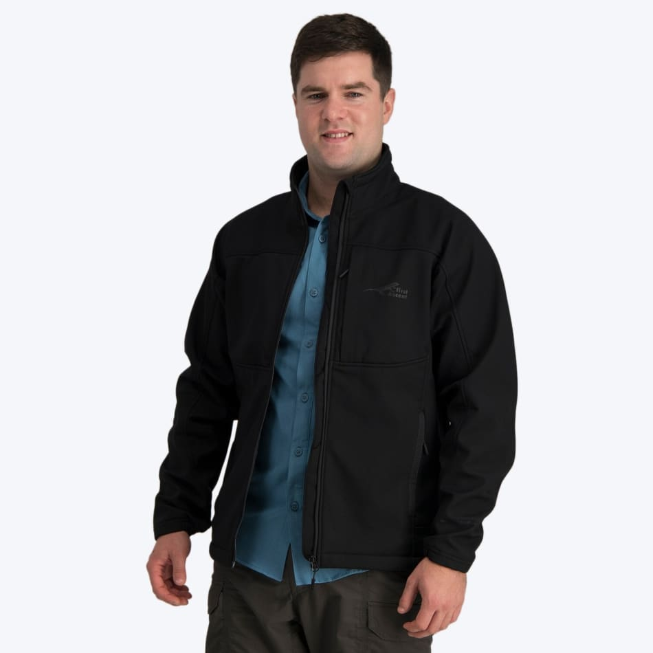 First Ascent Men's Fairfax XT-2 Softshell Jacket, product, variation 3