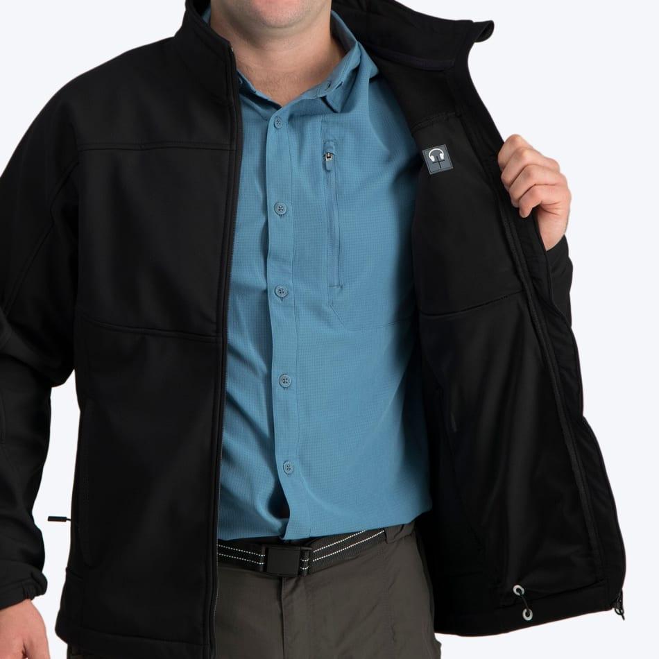 First Ascent Men's Fairfax XT-2 Softshell Jacket, product, variation 7