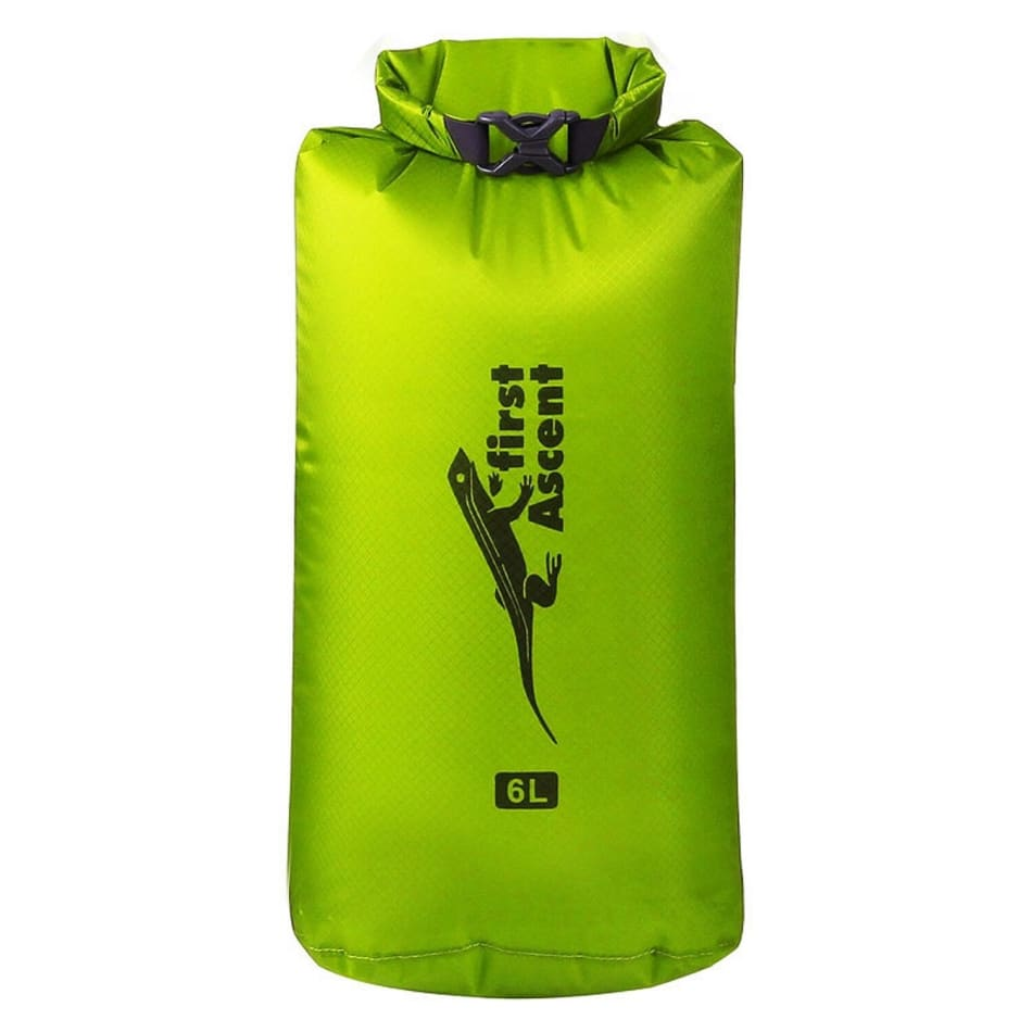 First Ascent Ultralight 30D 6L Dry Bag, product, variation 2