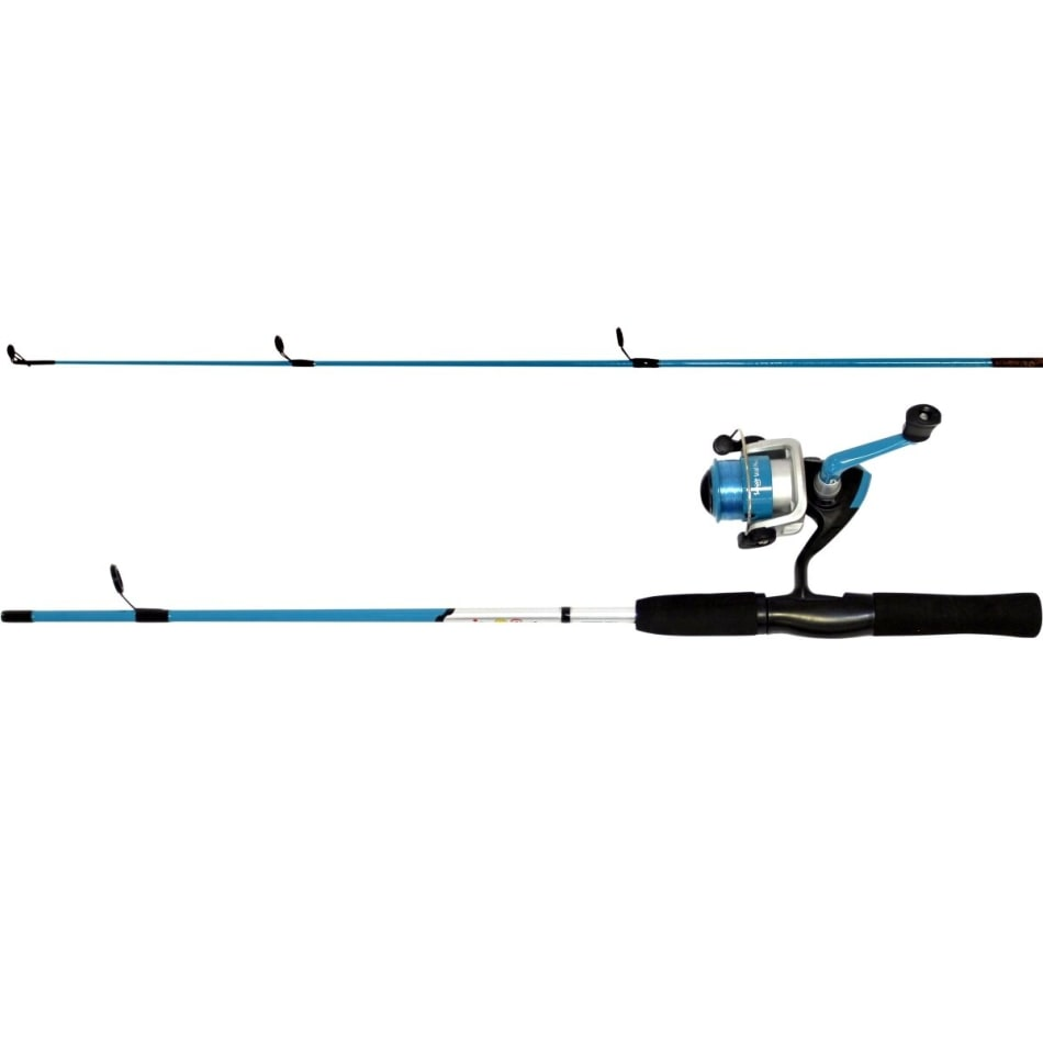 Kids Smile 4'6 Combo Fishing Rod & Reel set, product, variation 2