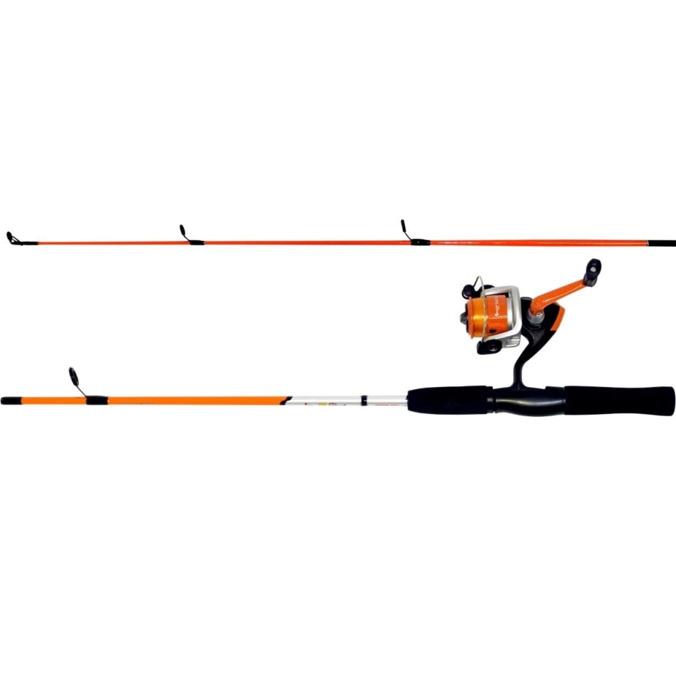 Kids Smile 4'6 Combo Fishing Rod & Reel set, product, variation 3
