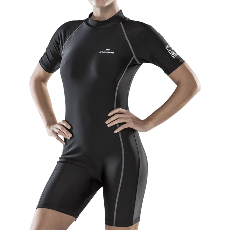 Second Skin Women's Sunsuit with Flossing, product, variation 2