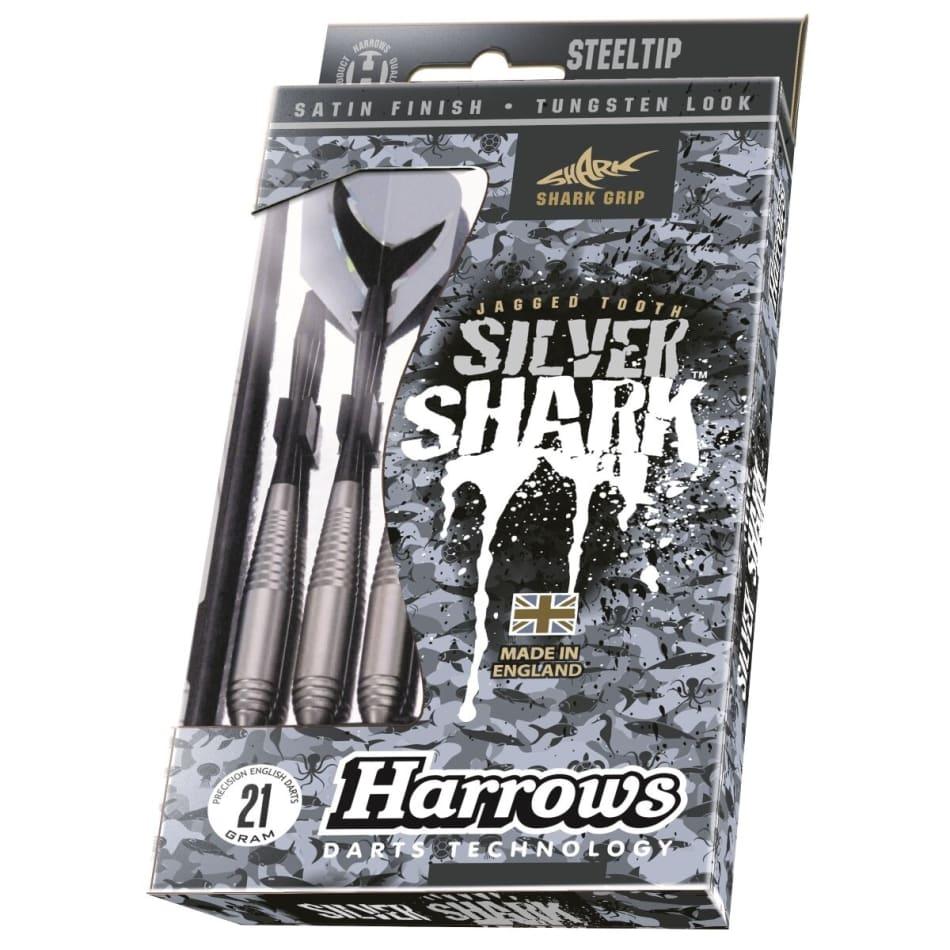 Harrows Silver Shark Alloy Darts, product, variation 2