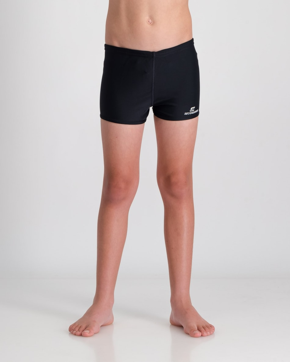 Second Skins Boys Basic Lycra Squareleg, product, variation 1