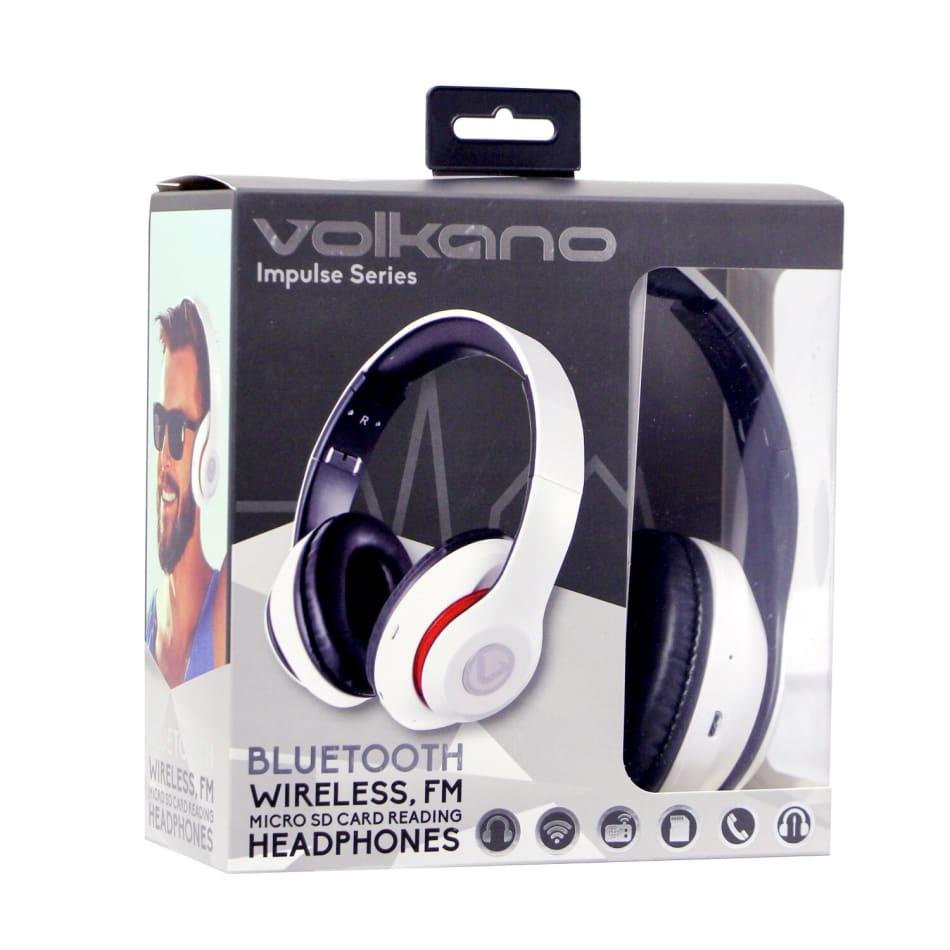 Volkano Impulse Bluetooth Headphones, product, variation 4