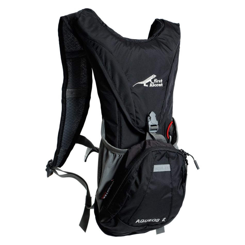 First Ascent Aqueous II 2 Litre  Hydration Pack, product, variation 1