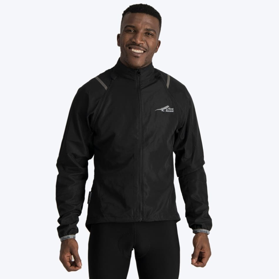 First Ascent Men's Magneeto Cycling Jacket, product, variation 2