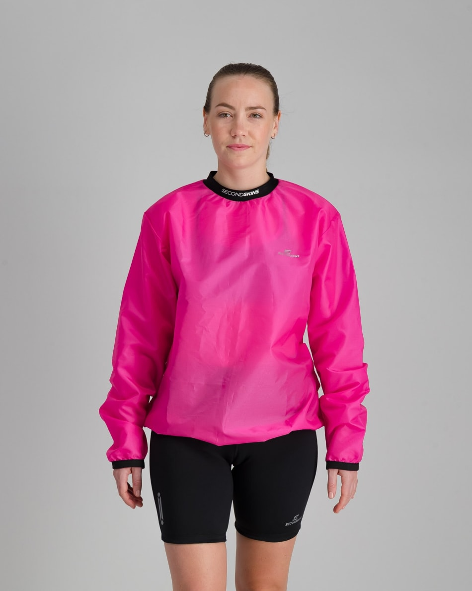 Second Skin Women's Foul Weather Run Top, product, variation 1