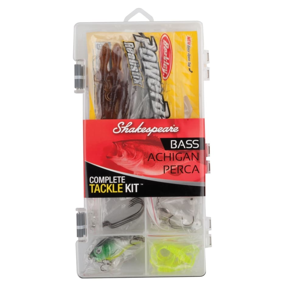 Catch More Fish Bass Tackle Box, product, variation 1