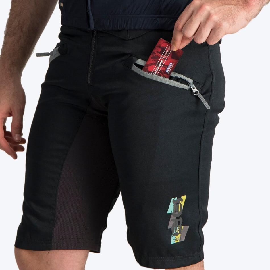 Indola Men's The Business Mountain Bike Short, product, variation 6