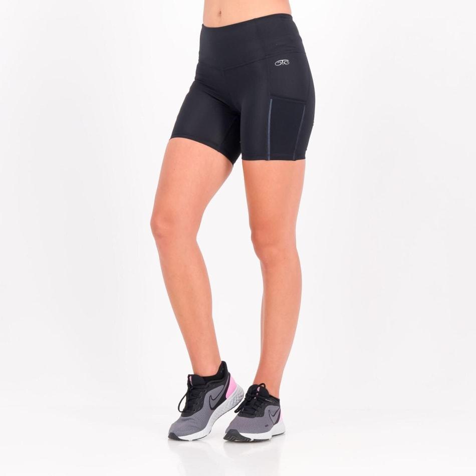 OTG Women's Power Run Short Tight, product, variation 1