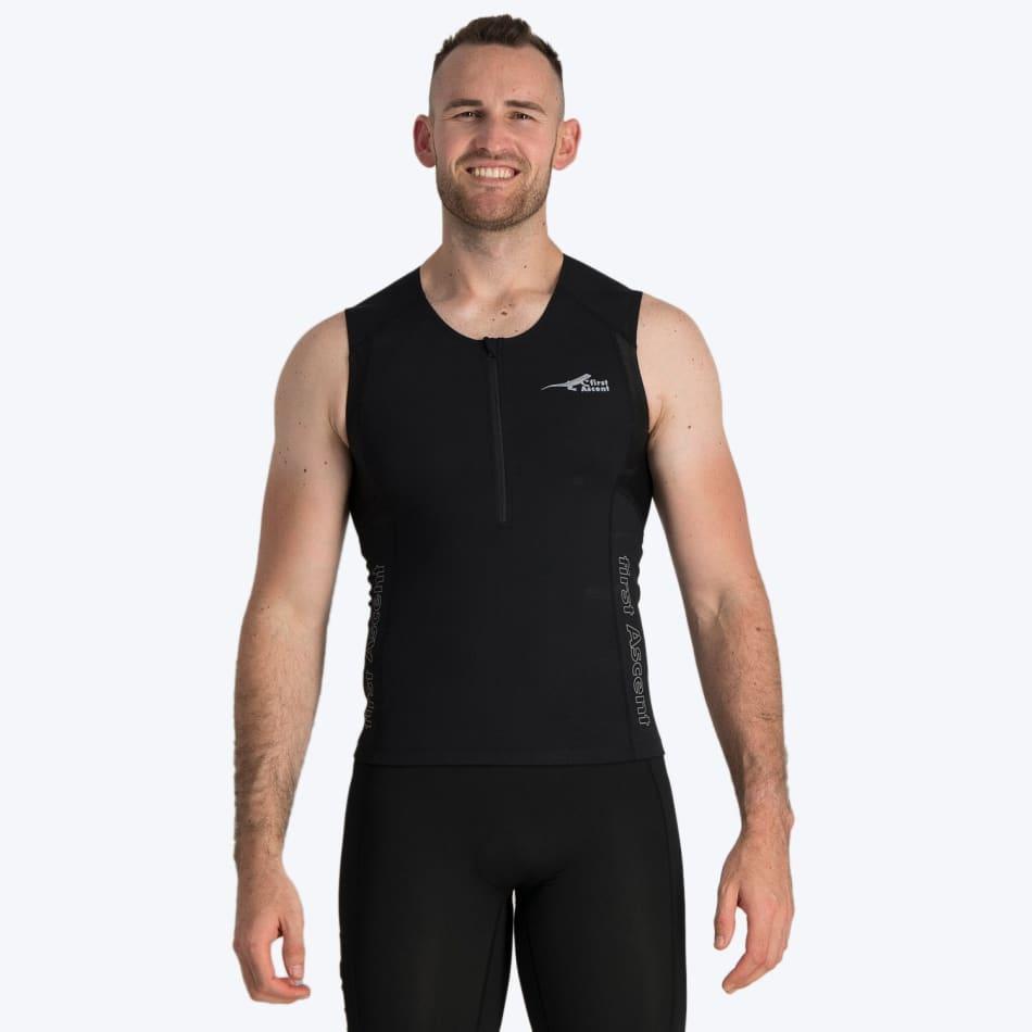 First Ascent Men's Triathlon Vest, product, variation 1