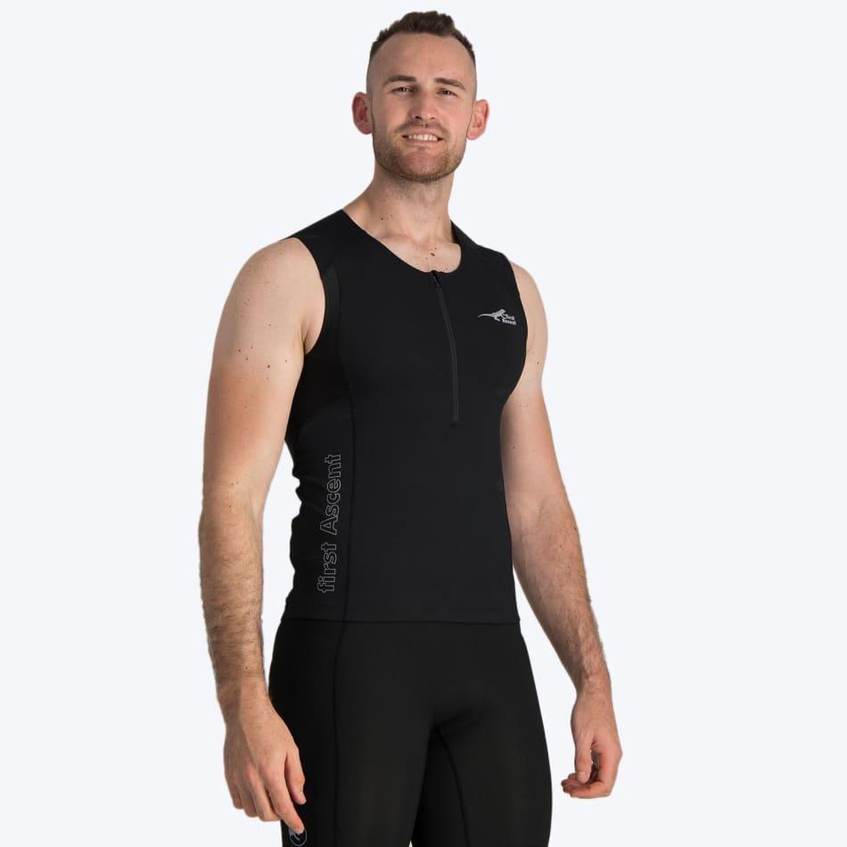 First Ascent Men's Triathlon Vest, product, variation 3