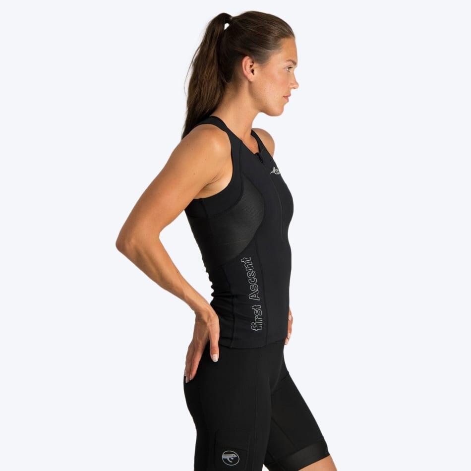 First Ascent Women's Triathlon Vest, product, variation 4