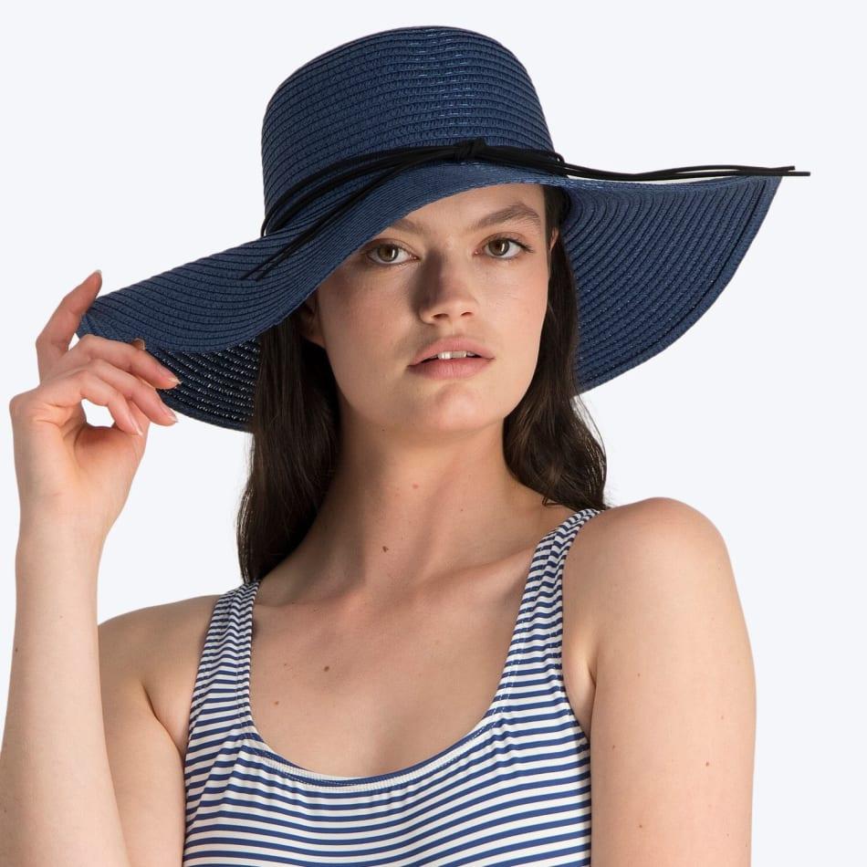 360 Glam Wide Brim Hat, product, variation 1