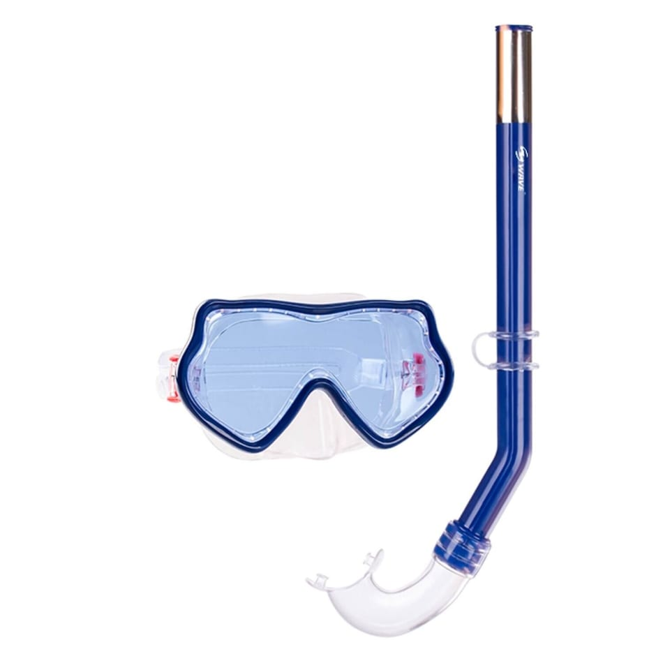 Wave Kid's Seal Mask and Snorkel Set, product, variation 1
