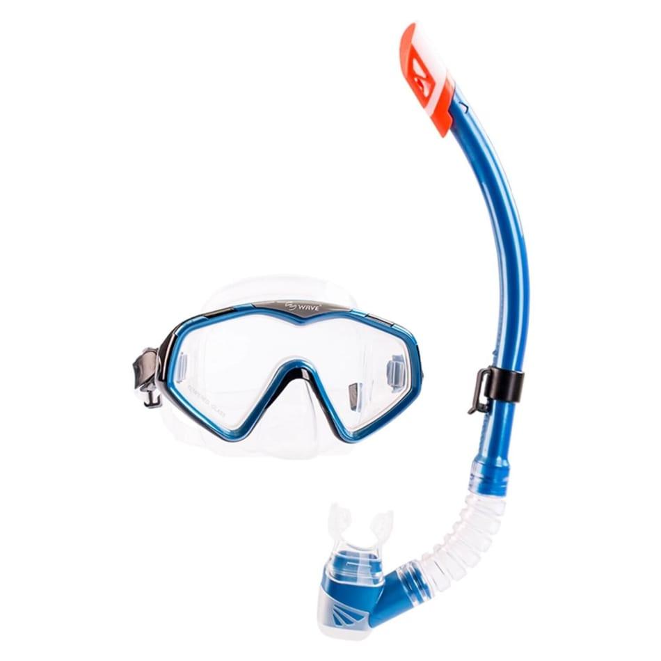 Wave Senior Vision Mask and Snorkel Set, product, variation 1