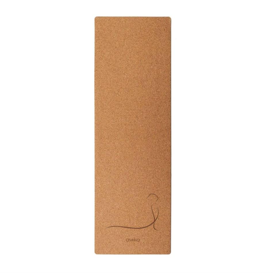 Asoka Cork & Rubber Yoga Mat, product, variation 2