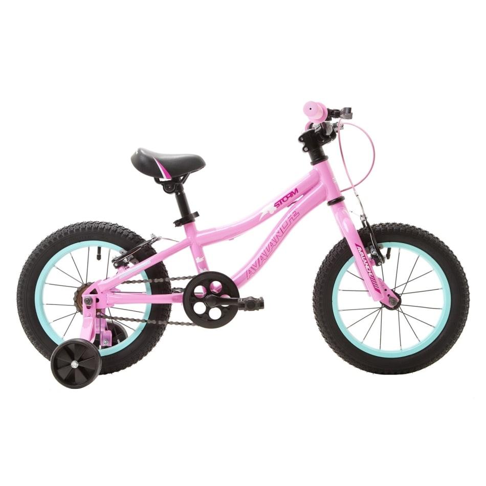 "Avalanche Junior Girls Storm 14"" Bike, product, variation 1"