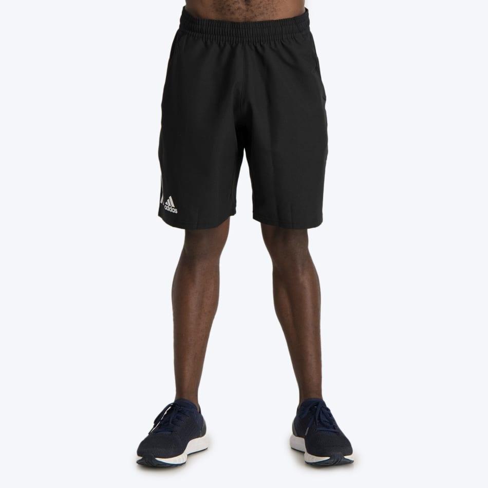 adidas Men's 3Stripe Club Tennis Short, product, variation 1