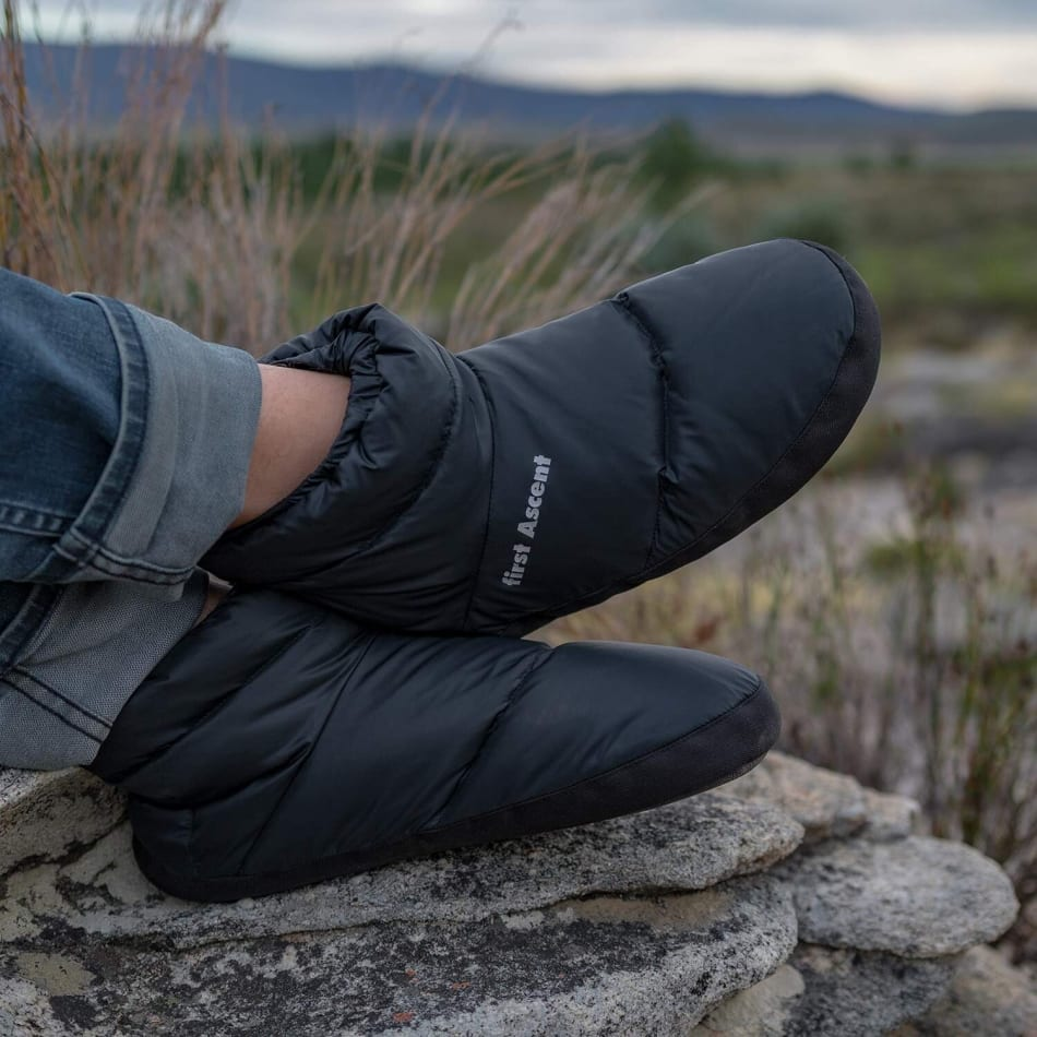 First Ascent Down Booties, product, variation 3