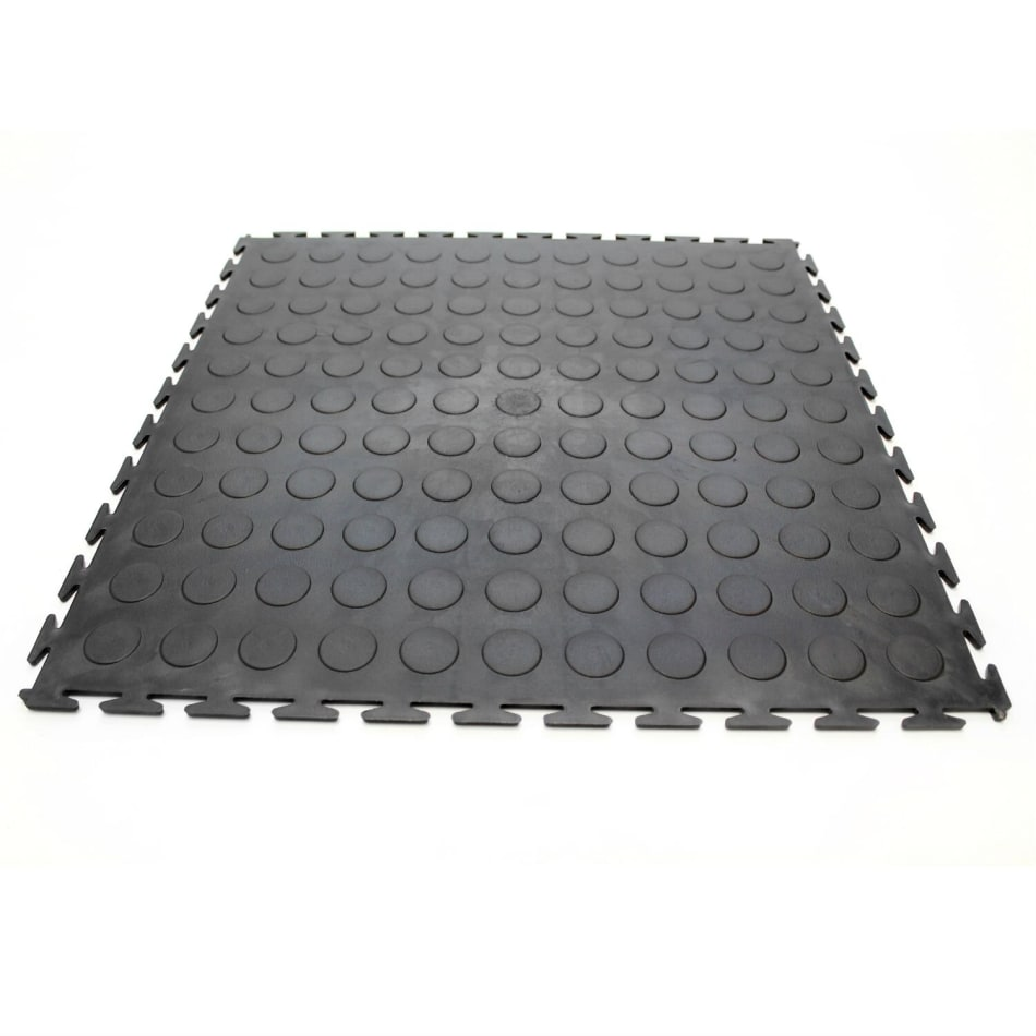 HS Fitness Gym Flooring (4 tiles per pack), product, variation 1