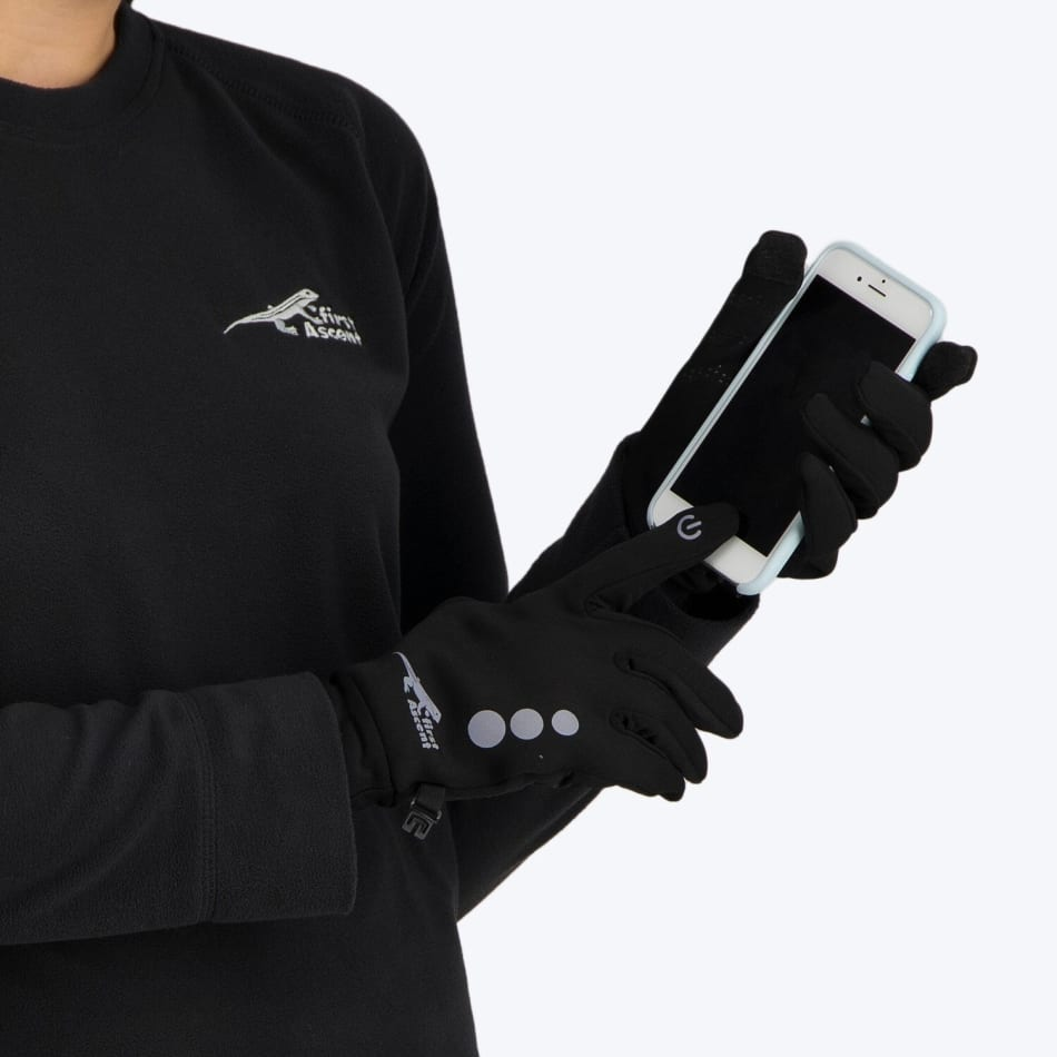 First Ascent Tech Touch Glove, product, variation 1