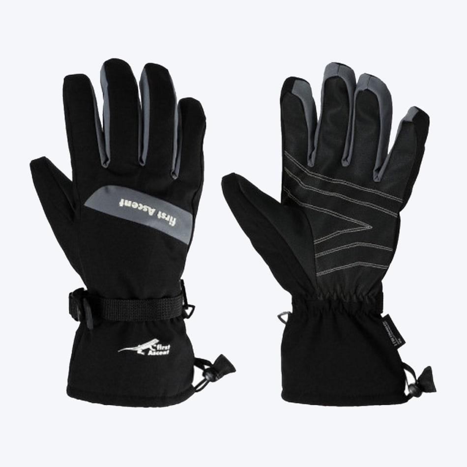 First Ascent Men's Mogul Ski II Glove, product, variation 1