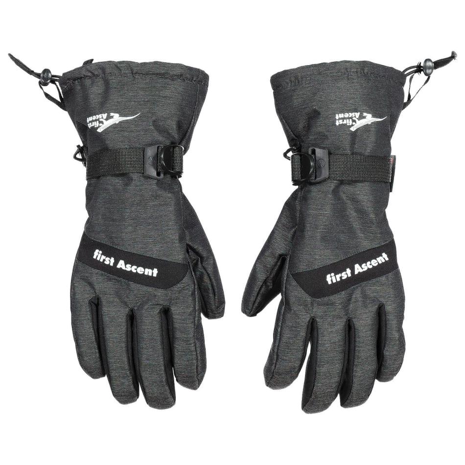 First Ascent Men's Mogul Ski II Glove, product, variation 2