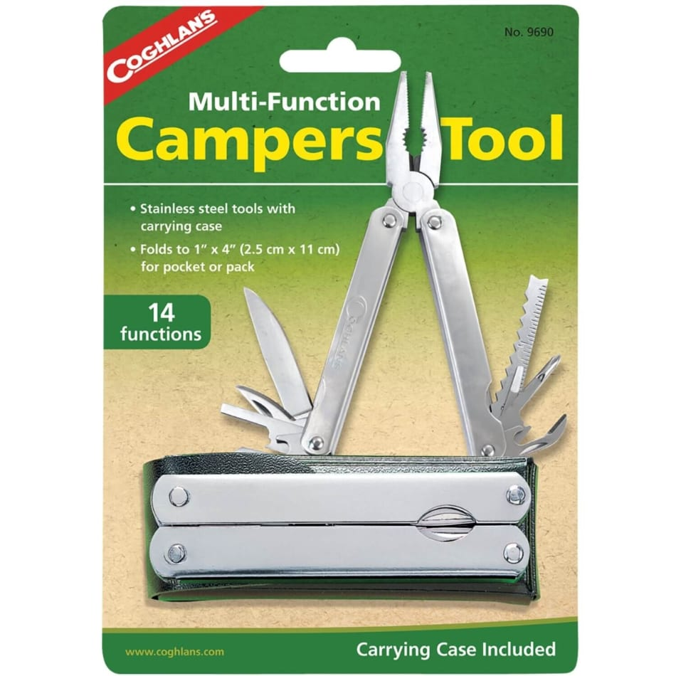 Coghlan's Multifunction Campers Tool, product, variation 1