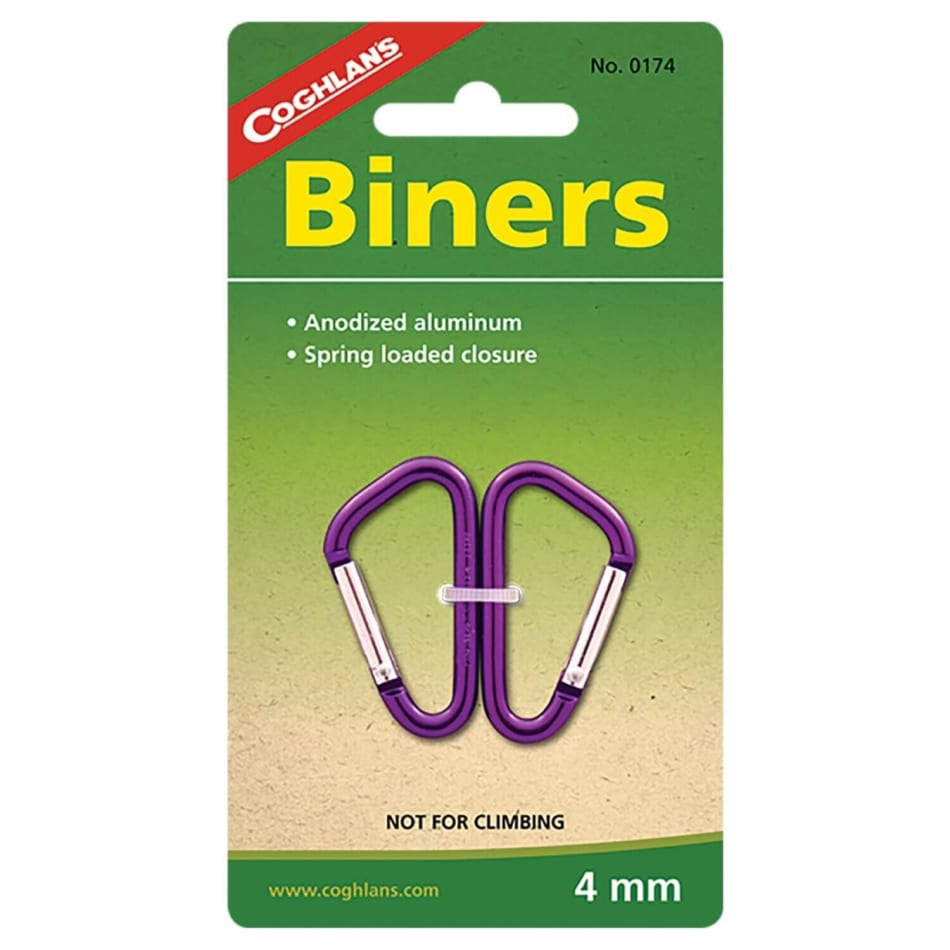 Coghlan's Mini Biners 2 Pack 4mm, product, variation 1