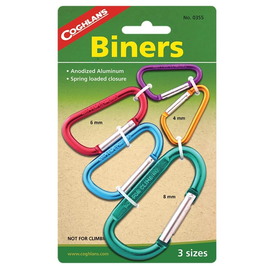 Coghlan's Multi-Pack Biners, product, variation 1