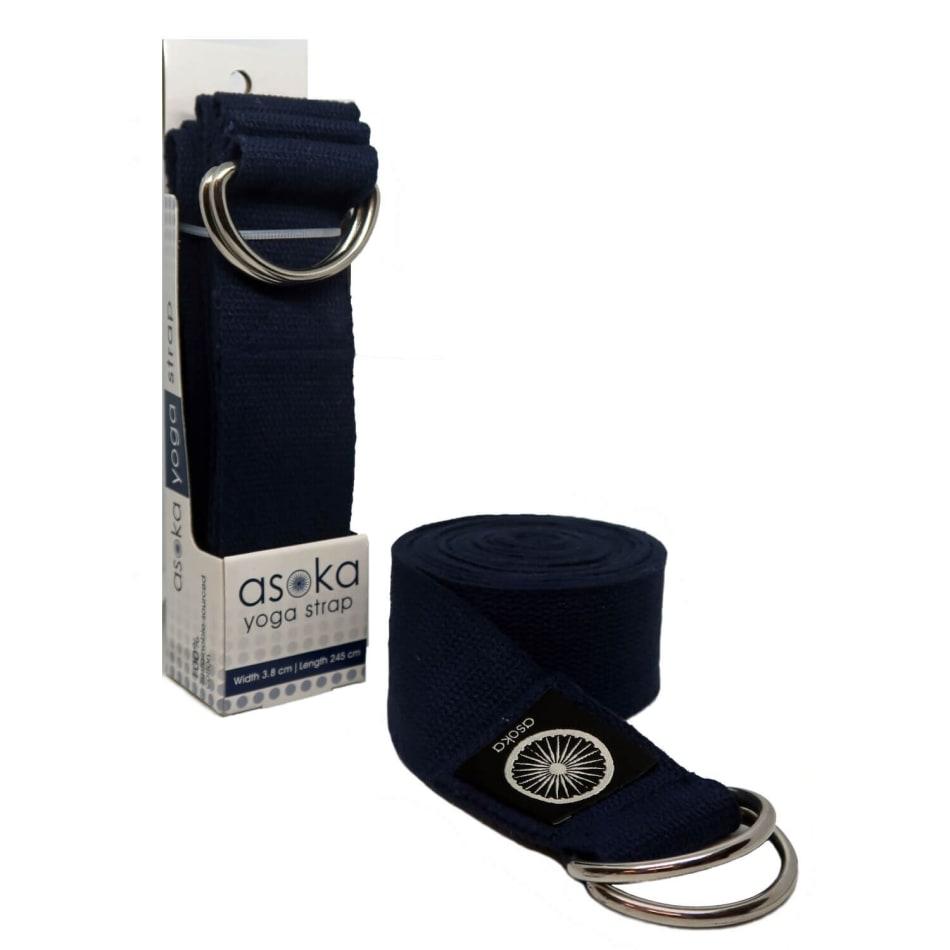 Asoka 100% Cotton Yoga Strap, product, variation 1