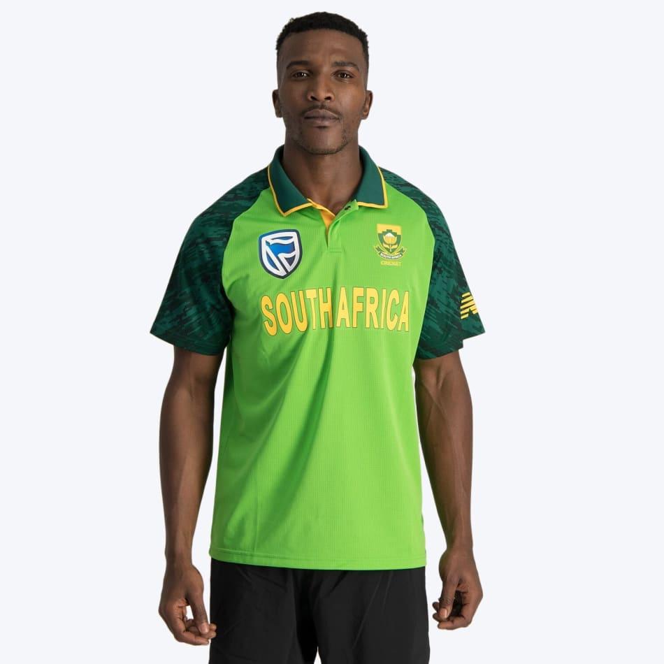 Proteas Men's 19/20 ODI Cricket Jersey, product, variation 1