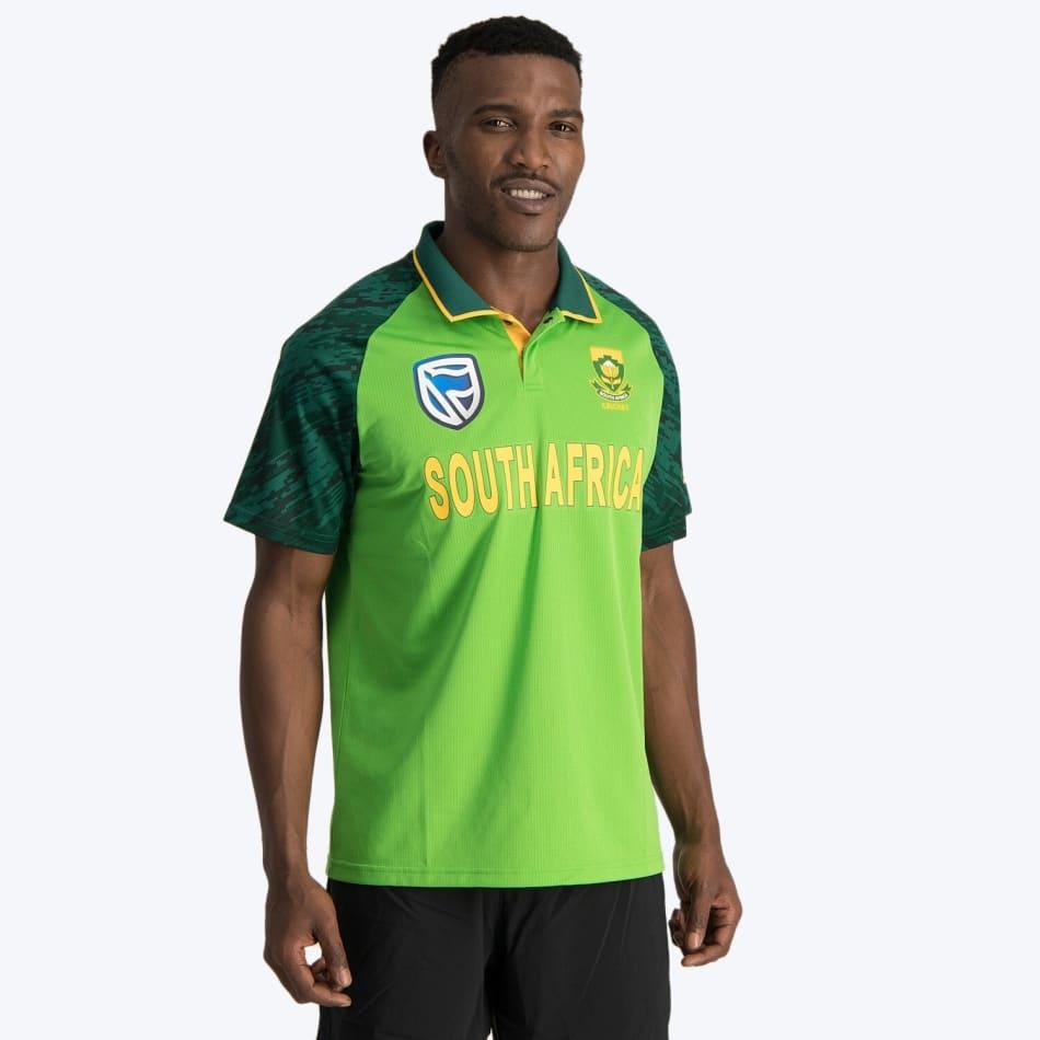 Proteas Men's 19/20 ODI Cricket Jersey, product, variation 2