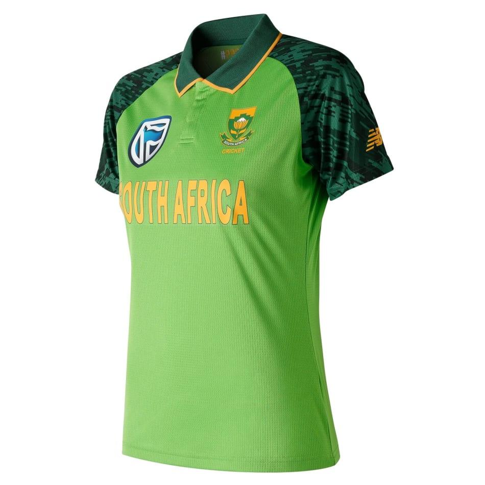 Proteas Women's ODI 19/20 Cricket Jersey, product, variation 1