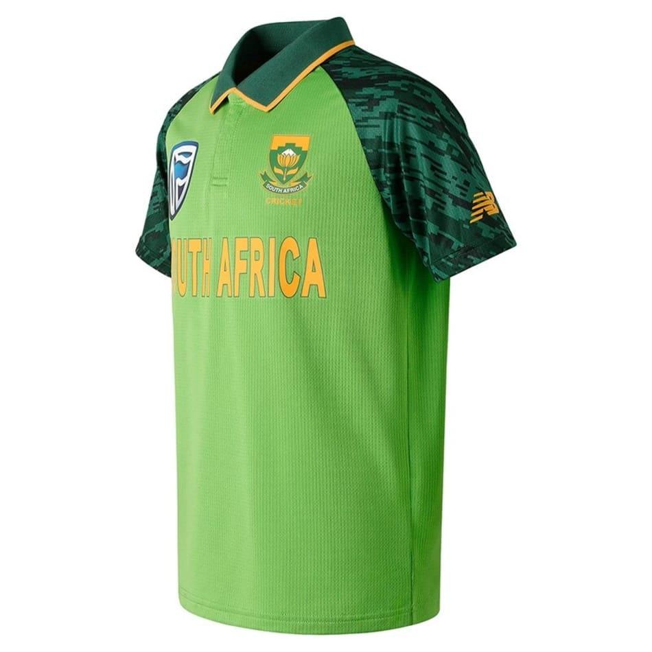 Proteas Junior 19/20 ODI Cricket Jersey, product, variation 1