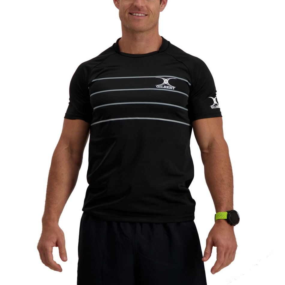 Gilbert Men's Fly By Rugby Jersey, product, variation 1