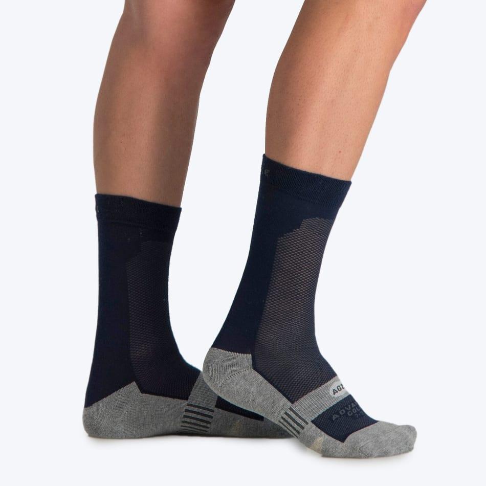 Falke 8357 Mns Advance L&R Golf Socks 7-9, product, variation 1