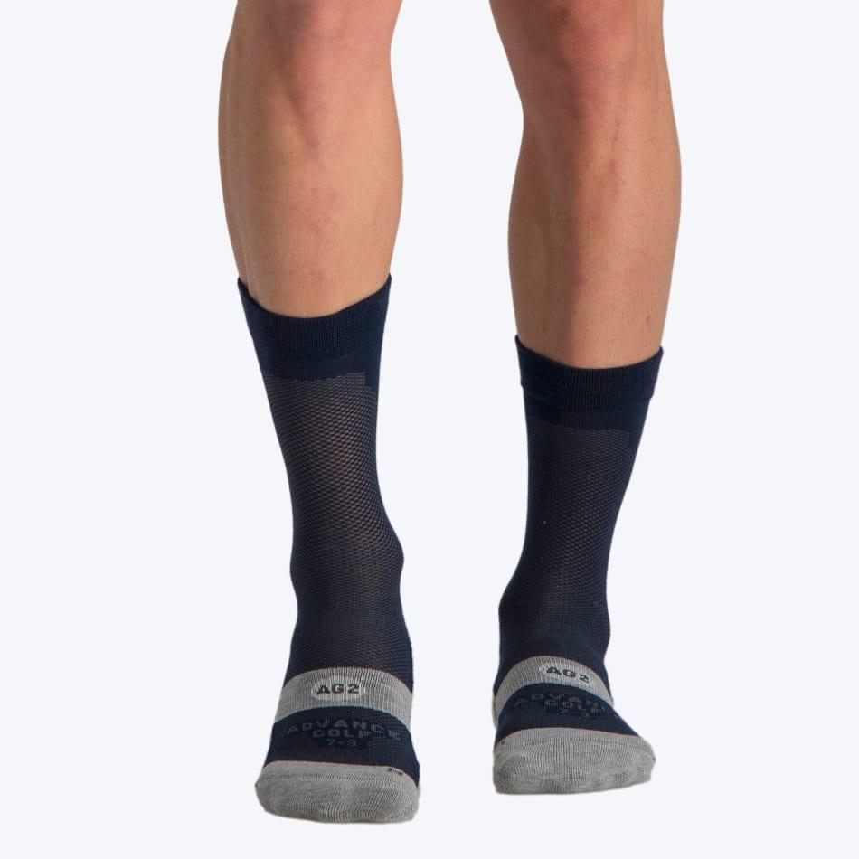 Falke 8357 Mns Advance L&R Golf Socks 7-9, product, variation 2