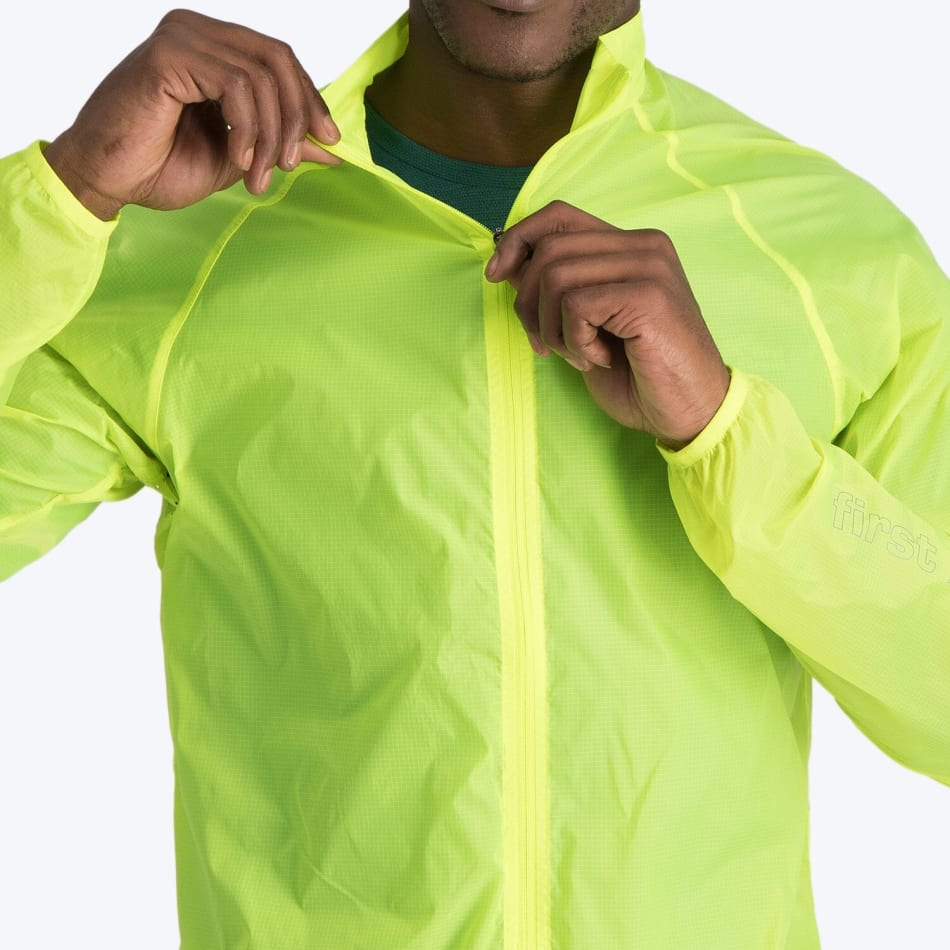 First Ascent Men's Apple 2.0 Run Jacket, product, variation 4